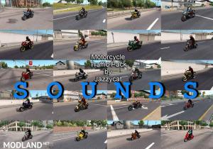 Sounds for Motorcycle Traffic Pack by Jazzycat v 1.5