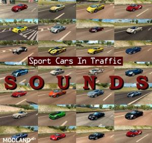 Sounds for Sport Cars Traffic Pack by TrafficManiac v 1.7.1, 1 photo