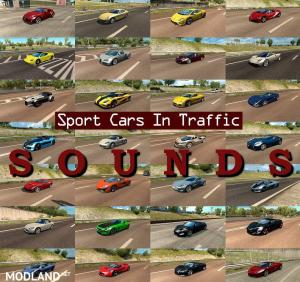 Sounds for Sport Cars Traffic Pack by TrafficManiac v 1.8