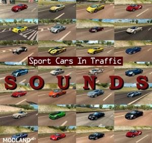 Sounds for Sport Cars Pack by TrafficManiac v 2.6, 1 photo
