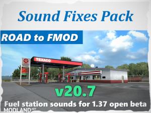 Sound Fixes Pack v20.7 1.37