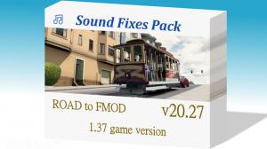 Sound Fixes Pack v20.27 ATS 1.37