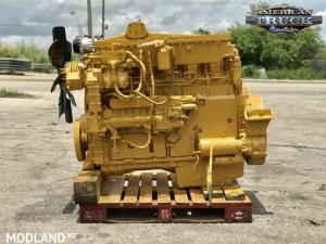 Cat 3406E SP Engines Pack v1.0 1.37.x, 1 photo