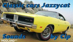 Sounds for Classic Cars AI Traffic Pack  v 4.6