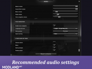 Sound Fixes Pack v19.27 ATS, 2 photo