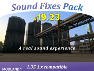Sound Fixes Pack v19.23 ATS [1.35], 1 photo