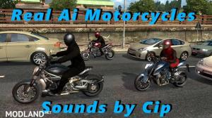 Sounds for Motorcycle Traffic Pack ATS  v2.6