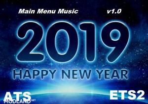 New Year music main menu v 1.0