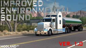 Improved environment sound ver.1.0 (for ATS)