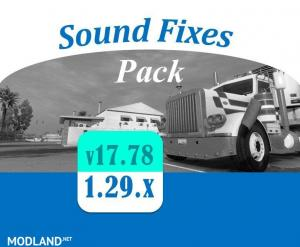 Sound Fixes Pack v17.78 - External Download image