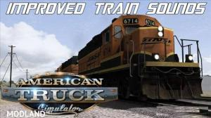 Improved Train Sound