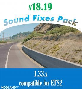 Sound Fixes Pack v18.19 (1.33+), 1 photo