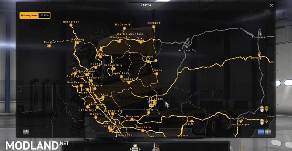 South America Map 3 photo South