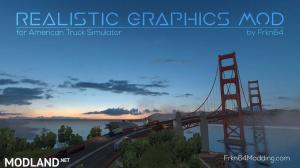 Realistic Graphics Mod v 2.4.0 1.33, 1 photo
