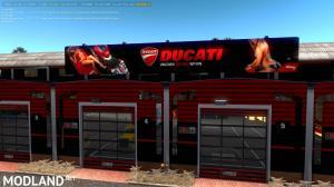 Big garage Ducati 1.32.х, 6 photo