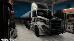 Fuel Cistern [MP-SP] [Multiplayer] [TruckersMP]