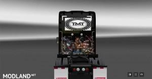 Money Team Floyd Money Mayweather T680 and Boxlong Trailer, 2 photo