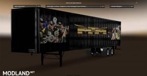 Money Team Floyd Money Mayweather T680 and Boxlong Trailer, 3 photo