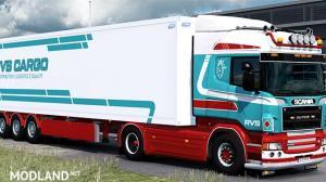 RVS Cargo RJL's Scania R 5-series and Ekeri Trailer Skinpack, 1 photo