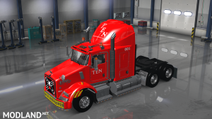 Kenworth T800 cerritos 1.32, 1 photo