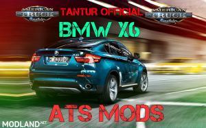 ATS - BMW X6M