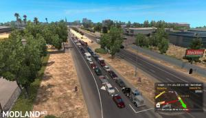 Meatballs Traffic Density Mod v 1.7.8 , 2 photo