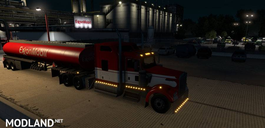 Real Companies & Trailers Pack