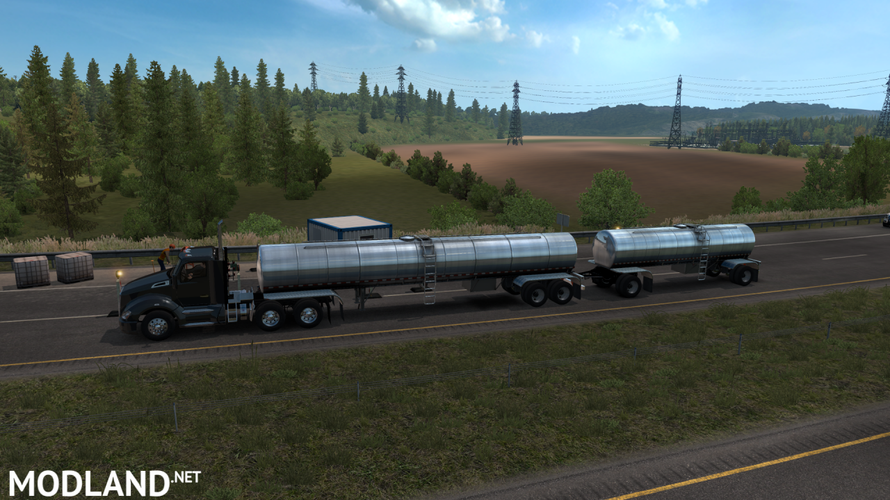 Ownables Food Tankers