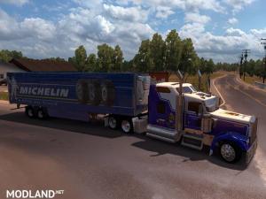 Trailer Michelin, 1 photo