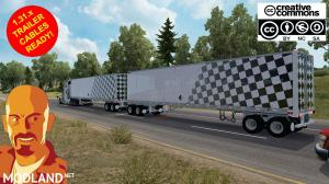 GREAT DANE SINGLE & DOUBLE TRAILER (UPDATED TO 1.31.x), 1 photo