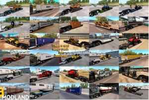 Trailers and Cargo Pack by Jazzycat v3.8, 3 photo