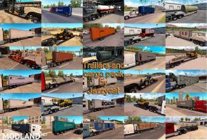 Trailers and Cargo Pack by Jazzycat v 2.3.2, 1 photo