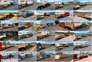 Trailers and Cargo Pack by Jazzycat v 3.2, 1 photo
