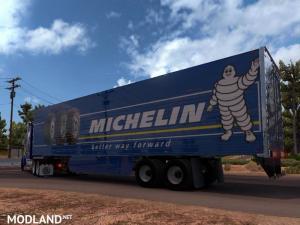 Trailer Michelin, 2 photo
