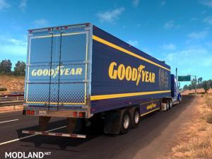 Trailer Goodyear, 1 photo