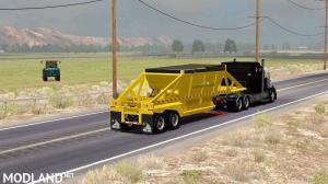 Ownable dump trailer Trail King TKBD22-362, 2 photo