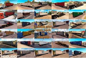 Trailers and Cargo Pack by Jazzycat v2.6, 1 photo