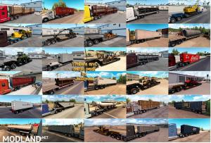 Trailers and Cargo Pack by Jazzycat v3.8