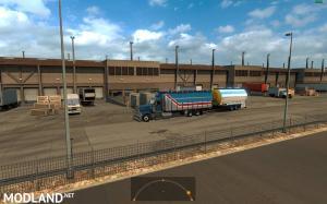 Tandem trailers from BDF BIG MEGA PACK v 2.0 for Kenworth W900 Torton V1 NEW!, 2 photo