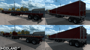 Road Trains [MP-SP] [TruckersMP] [Multiplayer], 1 photo