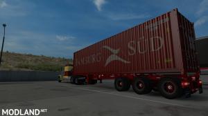 Trailer Cheetah Container 40' v1.5.2 [1.31.x], 2 photo