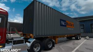 Trailer Cheetah Container 40' v1.5.2 [1.31.x], 6 photo