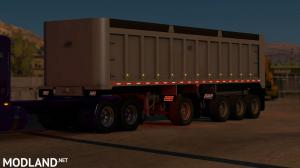 EAST quad axle dump v11.01.19 [1.33.x], 4 photo
