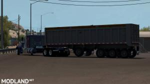 EAST quad axle dump v11.01.19 [1.33.x], 2 photo