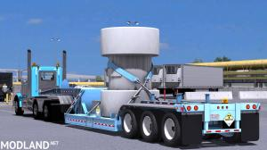 BWS Specialized Nuclear Waste Trailer v1.0 [1.32.x]