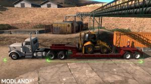 Low boy semi-trailer in ownership v 1.0 [1.35.x], 1 photo