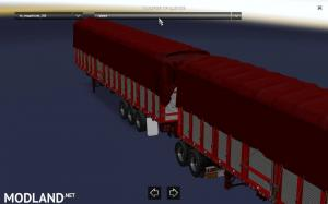 Pack double trailers for ATS, 2 photo