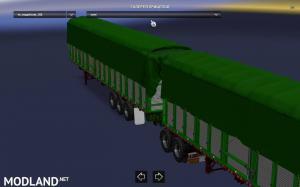 Pack double trailers for ATS, 3 photo