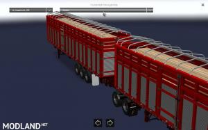 Pack double trailers for ATS, 8 photo