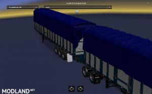 Pack double trailers for ATS, 9 photo